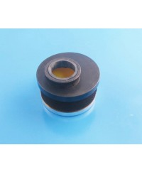 Filtro aria decentr. d.32-38 h60 Nero