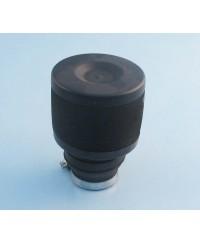 Filtro aria variabile d.32-38 H115 NERO