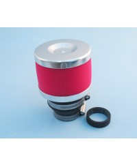 Filtro aria variabile d.32-38 H115 ROSSO