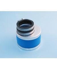 Filtro aria per carburatori d. 28 - blu