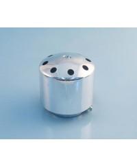 Filtro aria dritto con protezione d.40 interno  (esterno d.70)