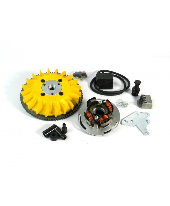 Ignition PX Electric starter
