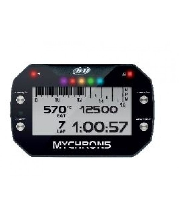 GPS time and split time detector