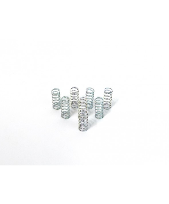 Set 8 springs strengthened for clatch ORANGE Vespa