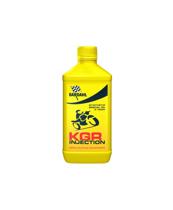 Lubricant KGR INJECTION synthetic- 2T