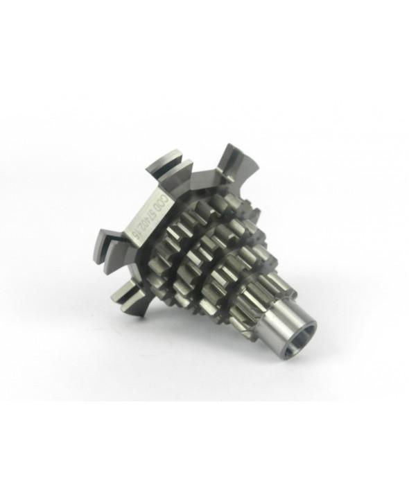 Close engine change PX125-150 Z12-13-17-20