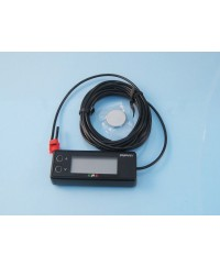 Tachometer and hour meter 2-4T
