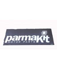 Striscione PK TNT 150 x 50cm fondo nero