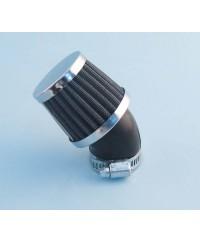 Air filter angle 45° d.40