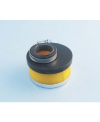 Air filter  d32>38 H60 yellow