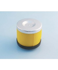 Air Filter  d32>38 H85 yellow