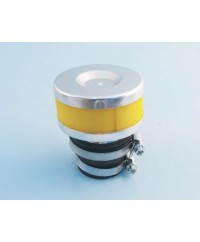 Air Filter variable d.32>38 H90 yellow