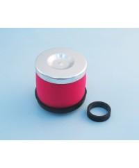 Air Filter decentering d.32-38 h85 red