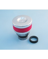 Air Filter variable d.32>38 H90 red