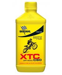 Lubricant XTC-C60 OFF rod SAE10W-50