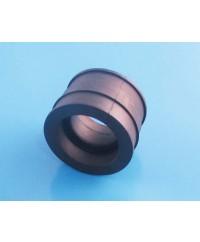 Junction in rubber Carburettor 40x44x39