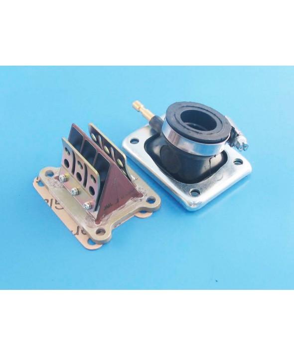 Intake unit Senda manifold rubber d.30